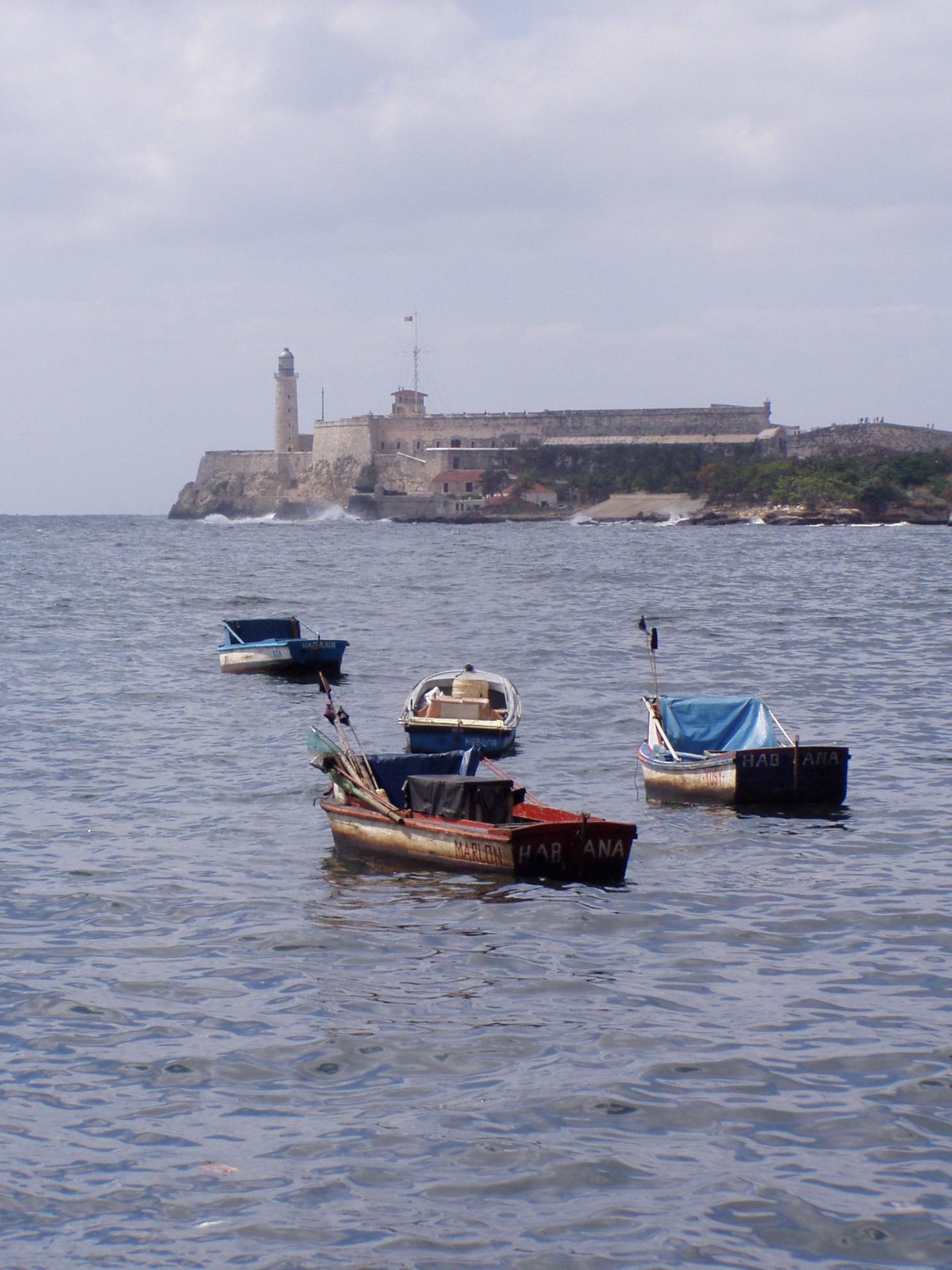 Cuba harbour
