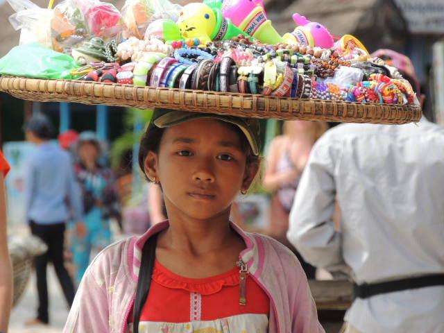 Seller Serendipity Beach Sihanoukville Cambodia